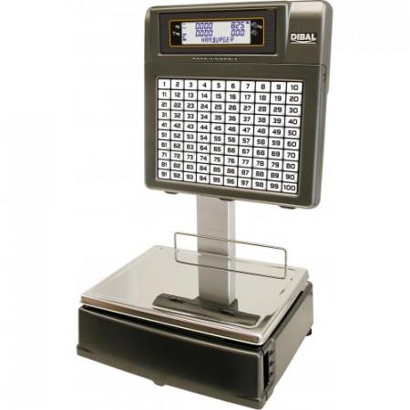 Cantar Etichete 500 SelfService Mistral M-515