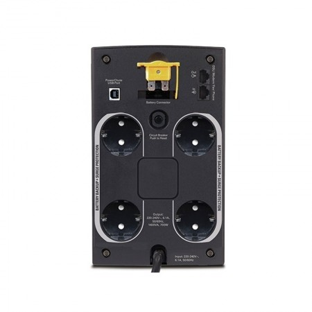 UPS APC BACK-UPS 950 VA, SHUKO SOCKETS - BX 950 GR
