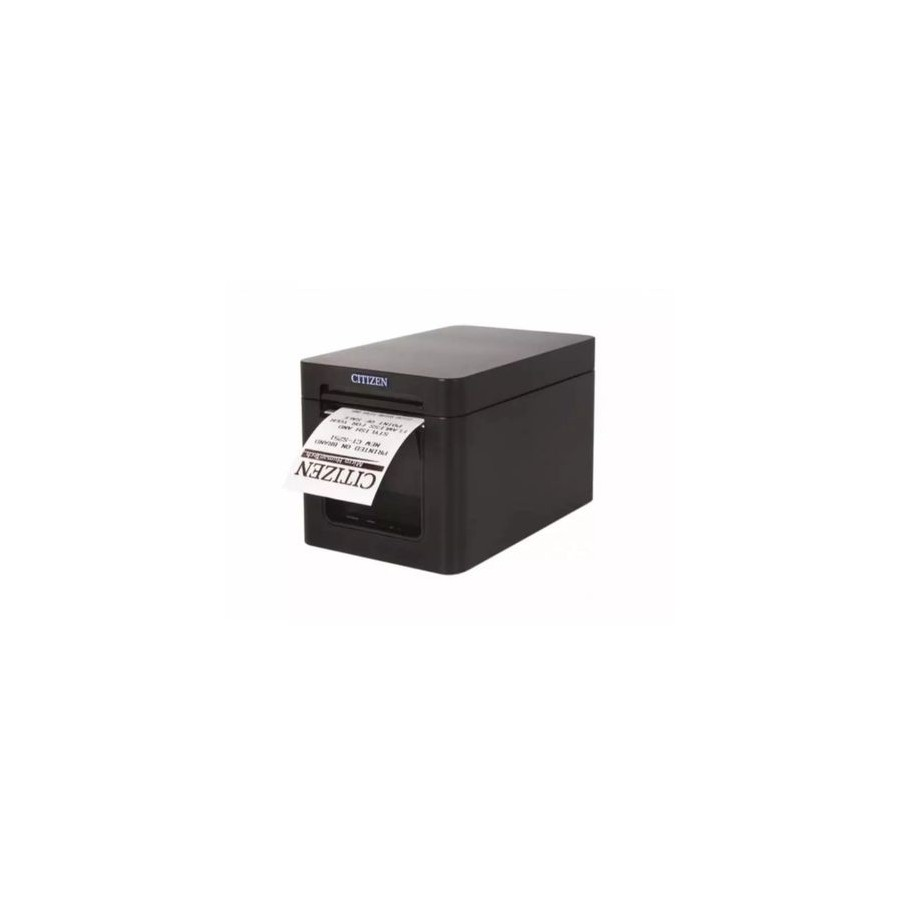 Imprimanta Citizen CT-E351 Termica , USB + LAN, Neagra