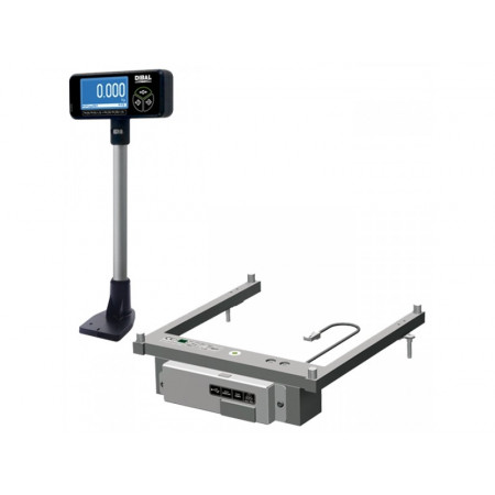 Cantar Incastrabil Dibal KS-400 M 15/30 kg